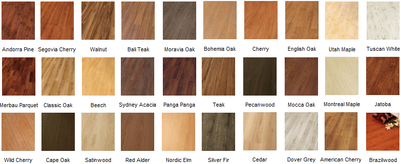 Notion Laminated Flooring